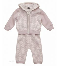 Designer Baby Fendi Fall Winter 2011 Wow Baby Couture
