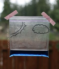 Water cycle in a bag Activity for ages 3 to 7. I'm always on the lookout for simple, fun science activities for kids so when I ran across this water cycle in a bag I couldn't wait to give it a try. It was a quick prep activity that had a big payoff – my boys watched the water do …