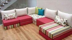 Colorful sofa Colorful Sofa Home Design Ideas, Furniture And Decorating