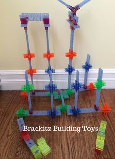 Toy Tuesday: Brackitz Building Toys for Kids | The Shopping Mama