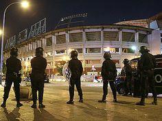 GOBIERNO   Ley de Seguridad Ciudadana  Interior cobrará al fútbol y a otros eventos lucrativos parte del despliegue policial