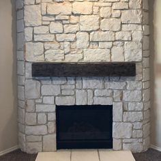 Fireplace Mantel Wood Long Custom Made Rustic 8 by Large Hand Hewn Solid Pine - Decoration Fireplace Garden art ideas Home accessories Fireplace Update, Paint Fireplace, Home Fireplace, Fireplace Design, Fireplace Ideas, Fireplace Garden, Farmhouse Fireplace, Brick Look Tile, Floating Mantle