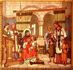 St.-Margaret-10 Catholic Saints, Roman Catholic, St Margaret Of Scotland, Isle Of Iona, Catholic Online, Saints Days, Scottish Castles, My Ancestors, England