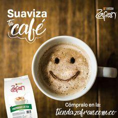 Dale un toque cremoso a tu café con nuestro delicioso Preparado Lácteo Zafrán®. #universozafran #productoszafran