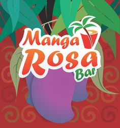 Manga Rosa bar - layout - fachada