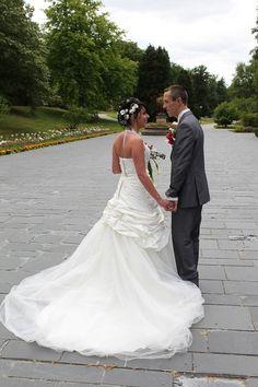 "Robe de mariée marque ""Miss Kelly"""