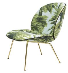 GUBI - Beetle Lounge, available at Morlen Sinoway Chicago - 312.432.0100, many fabrics and finishes to choose from