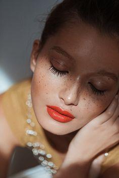 yada villaret by tom newton, makeup by wendy rowe