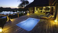 Luxury safari, Botswana