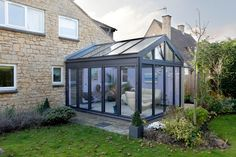 Gable Ended Aluminium Conservatory