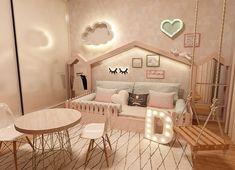 Amor em forma de projeto! Para @dominique__am. #quartoinfantil #quartomontessoriano #interiordesign #lovemyjob #contrateumarquiteto #berthacarvalho #quartofilha #quartomenina #kidsroom