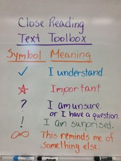 """""""Meatballs in the Middle: Close Reading with MacGuyver"""" Help kids avoid """"hypnotic"""" reading- annotating keeps them actively involved."""