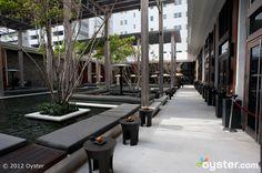 Courtyard at The Setai