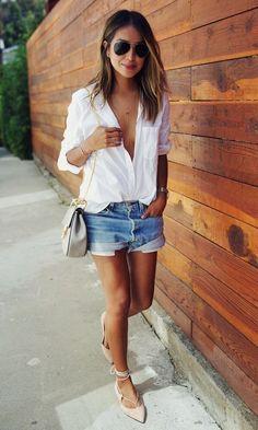 Cute Summer style, simple