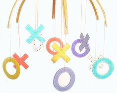 Items similar to Tutu Chandelier / Baby Mobile - Custom Made on Etsy