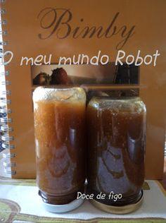 O meu mundo Robot: Bimby - Doce de figos