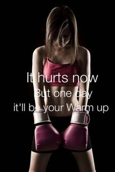 When I started kick boxing I could not last even 30 minutes , the warm up even scared me . now I stay for an e yea workout after an hour of kickboxing. Sport Motivation, Fitness Motivation, Fitness Quotes, Fitness Goals, Health Fitness, Kick Boxing, Boxing Workout, Taekwondo, Weight Lifting