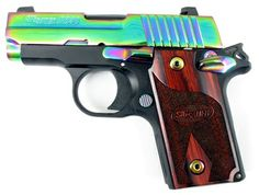 Colored Guns for Women | This will be my next .380, can anyone guess why? (click photo for ...