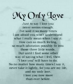 34 Best Love Poems Images Love Poem For Her Frases Love Is
