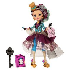 Ever After High Legacy Day Madeline Hatter Doll I just want the fashion