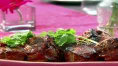 How to make the perfect Spicy sticky lamb chops by Aarti Sequeira on Food Network UK.