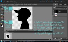 Keeping Life Creative Silhouette Tutorial 9