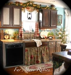 Far Above Rubies: The kitchen--where it came from...
