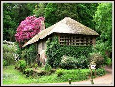Gamekeepers Cottage, Cockington, Torquay, South Devon by vg92, via Flickr