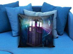 Doctor Who Pillow case #pillowcase #pillow #cover #pillowcover #printed #modernpillowcase #decorative #throwpillowcase