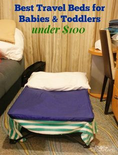 6 Travel Bed Recommendations For Cruising Hotel Rooms And Grandmas House