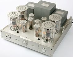 Need to find out where to get one... Allnic T2000 tube integrated amplifier