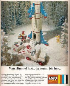 Vintage LEGO Ads