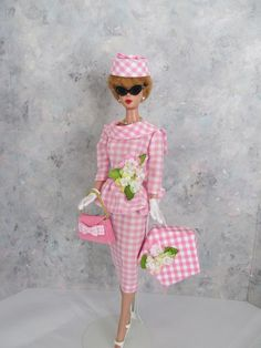 Silkstone Barbie and Victoire Roux