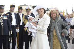 Royals & Fashion: 70 years of King Carl Gustav - Hi Chorale and the royal family at the Royal Palace
