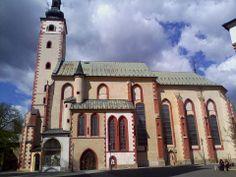 Banska Bystrica old town