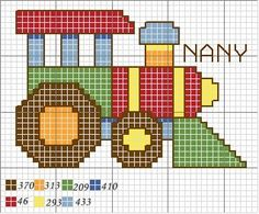 This Pin was discovered by Dio Xmas Cross Stitch, Cross Stitch For Kids, Cross Stitch Borders, Cross Stitch Baby, Cross Stitch Flowers, Cross Stitch Charts, Cross Stitch Designs, Cross Stitching, Cross Stitch Embroidery