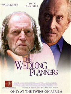 The Game of Thrones Wedding Planners