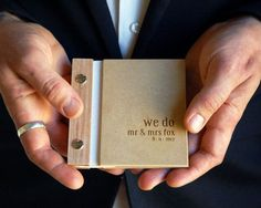 Ultimately the vows are the most important part to most couples on their big day, here are some creative and beautiful ways to keep those vows stored forever.  . . . . . . . . . . . . . . . . . . . . . . . . . . .…