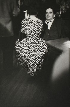 Saul Leiter, Party, 1953