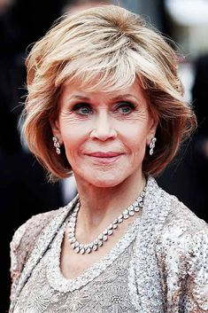 Image Result For Jane Fonda Hairstyles Hair Styles