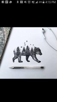 I would get this to represent Alaska