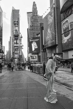 Times Square, New York    ©Davide Boccardo  http://500px.com/evildave