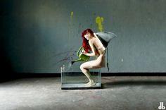 BORN IN CAPTIVITY #dorothybhawl #art #photography #magic
