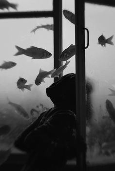 Fantasy | Magic | Fairytale | Surreal | Myths | Legends | Stories | Dreams | Adventures | Enchanted | Fish World | by Anna Frolova