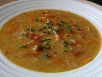 Vydatná rychlá polévka z červené čočky Soup Recipes, Cooking Recipes, Healthy Recipes, Czech Recipes, Ethnic Recipes, Detox Soup, Food Humor, Funny Food, What To Cook