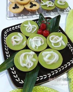 Indonesian Food, Honeydew, Singapore, Pudding, Traditional, Snacks, Fruit, Cake, Recipes