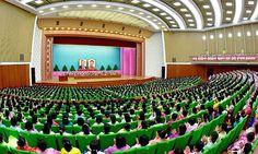 남녀평등권법령 발포 70돐기념 중앙보고회 진행-《조선의 오늘》