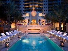 $100 USD Spa Services credit at Acqualina Resort & Spa on the Beach #travel