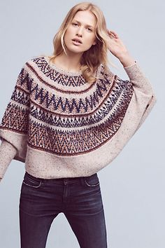 Midland Pullover #anthropologie