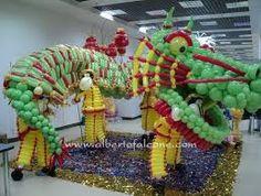 Resultado de imagen para balloon dragon